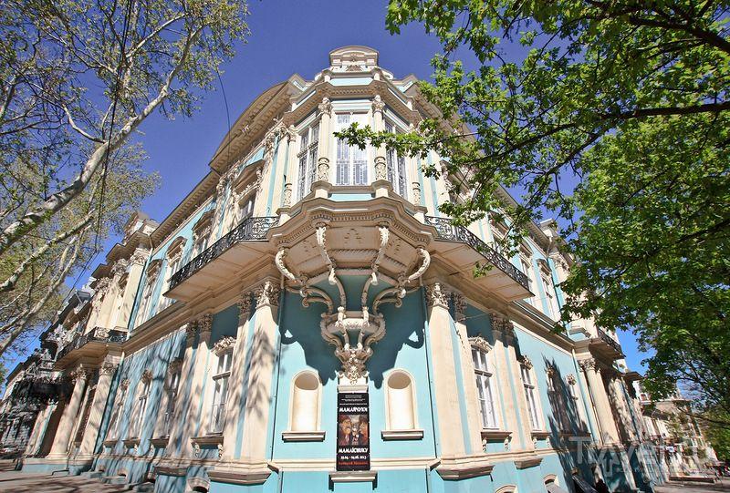 Одесский музей западного и восточного искусства Одесса