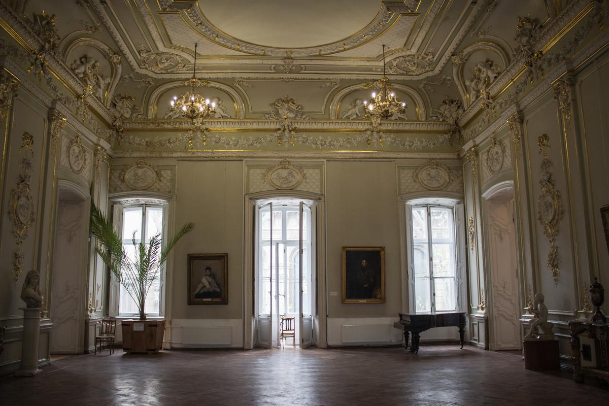 музей западного и восточного искусства одесса