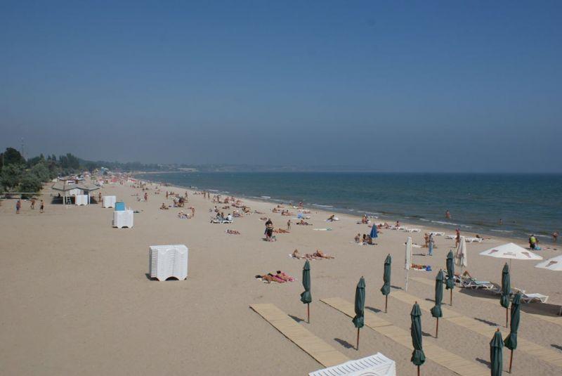 Одесский Пляж Лузановка