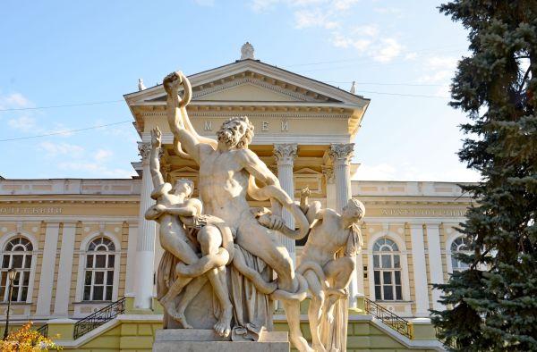 Одесский музей археологии