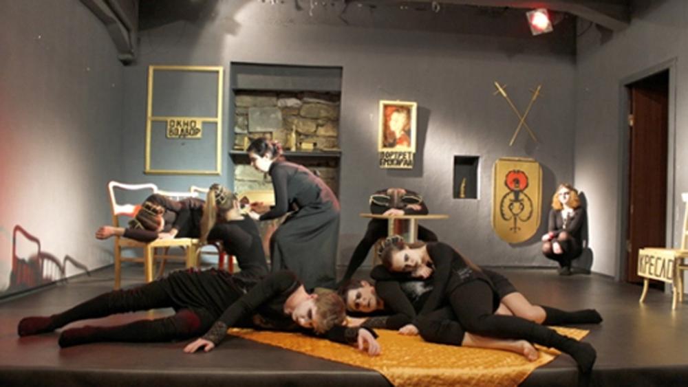Театр на Чайной в Одессе представление