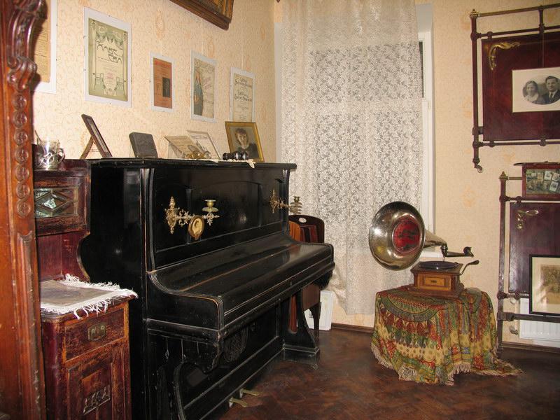 Музей истории евреев в городе Одесса