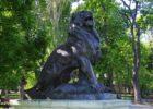 Скульптура Лев и Львица