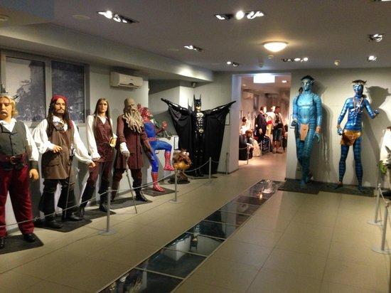 Музей восковых скульптур Одесса