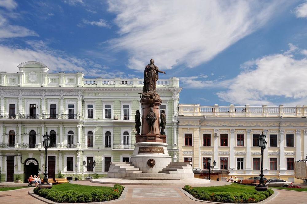 Памятник Основателям Города Одессы