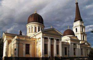 Спасо-Преображенский кафедральный собор_жемчужина Одессы