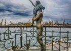 Одесский Памятник Жене Моряка_достопримечательность