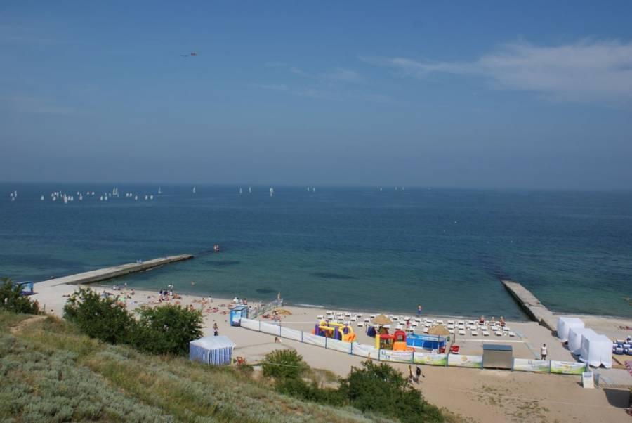 Одесский Пляж Дельфин
