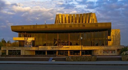 Театр Музкомедии в Одессе