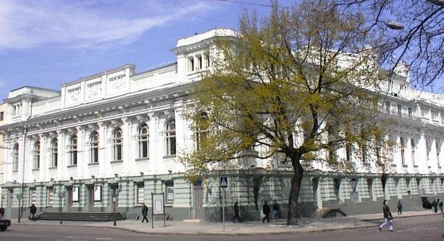 Одесский Академический украинский театр имени В. Василько