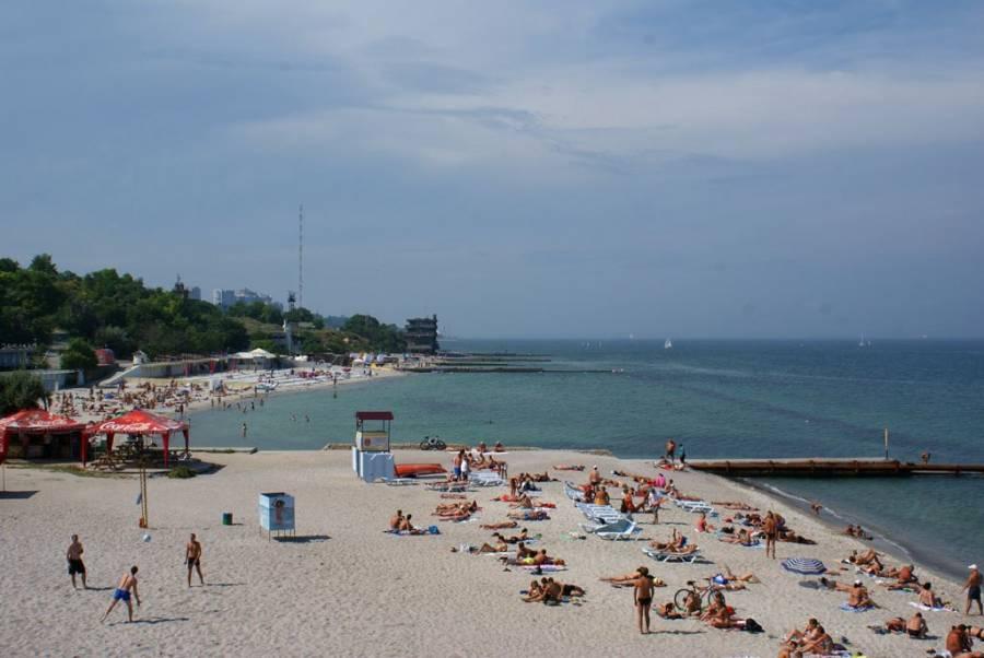 Дельфин_пляж_Одесса