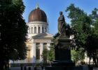 Одесский Памятник Воронцову