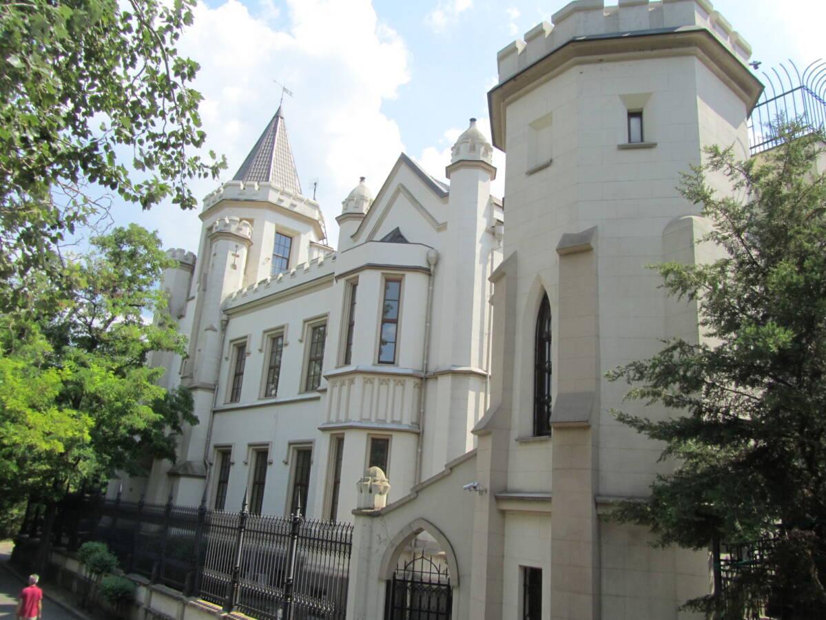Шахский Дворец Одесса