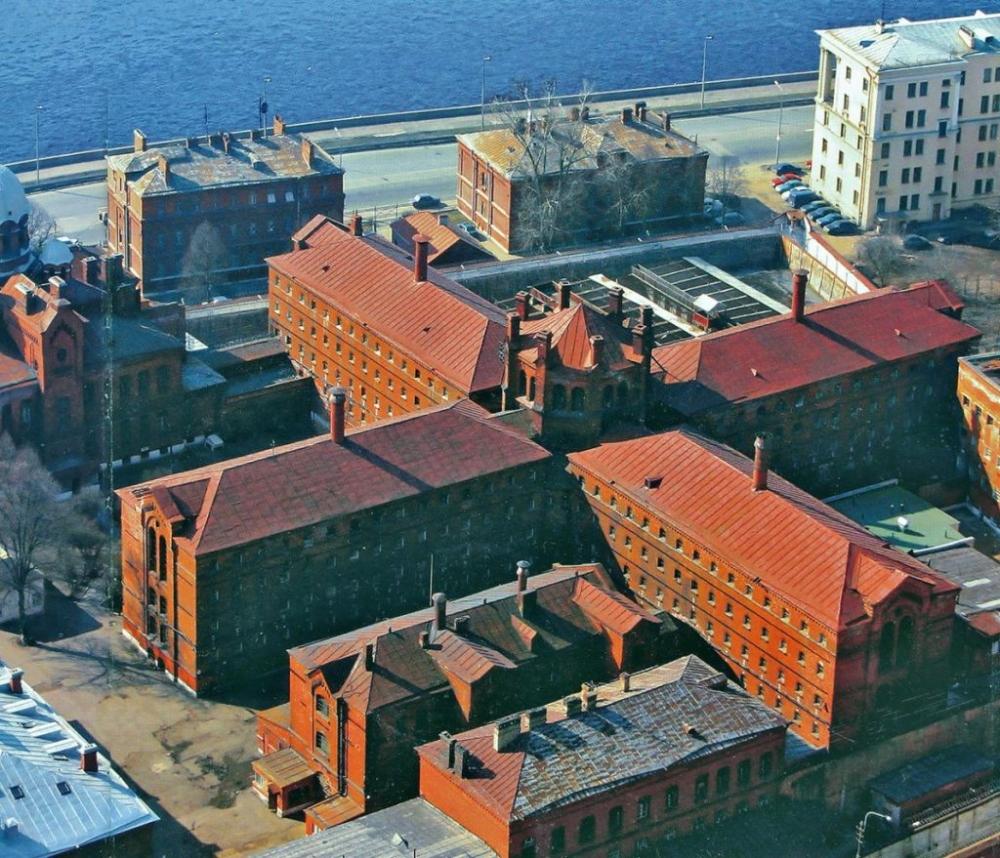 Одесский тюремный замок