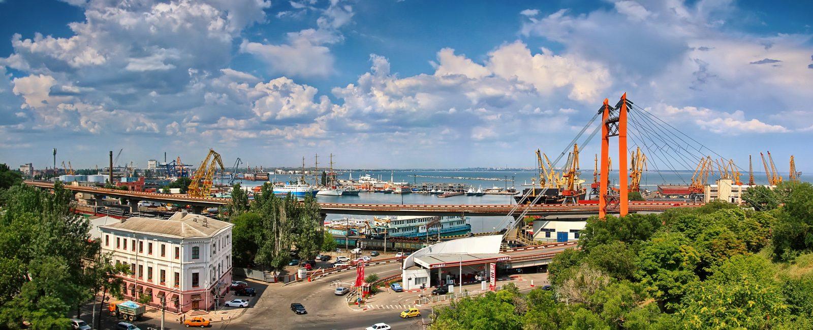 Одесса, 2009