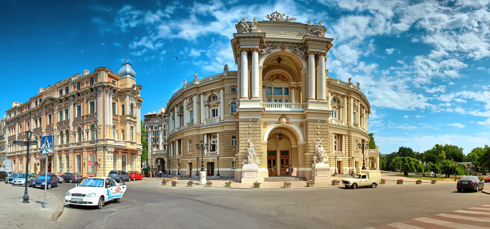 Оперный театр Одесса