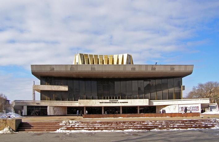 Одесский Театр Музыкальной Комедии им. М. Водяного Одесса