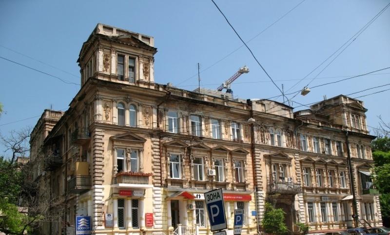 Дворец Новикова Одесса