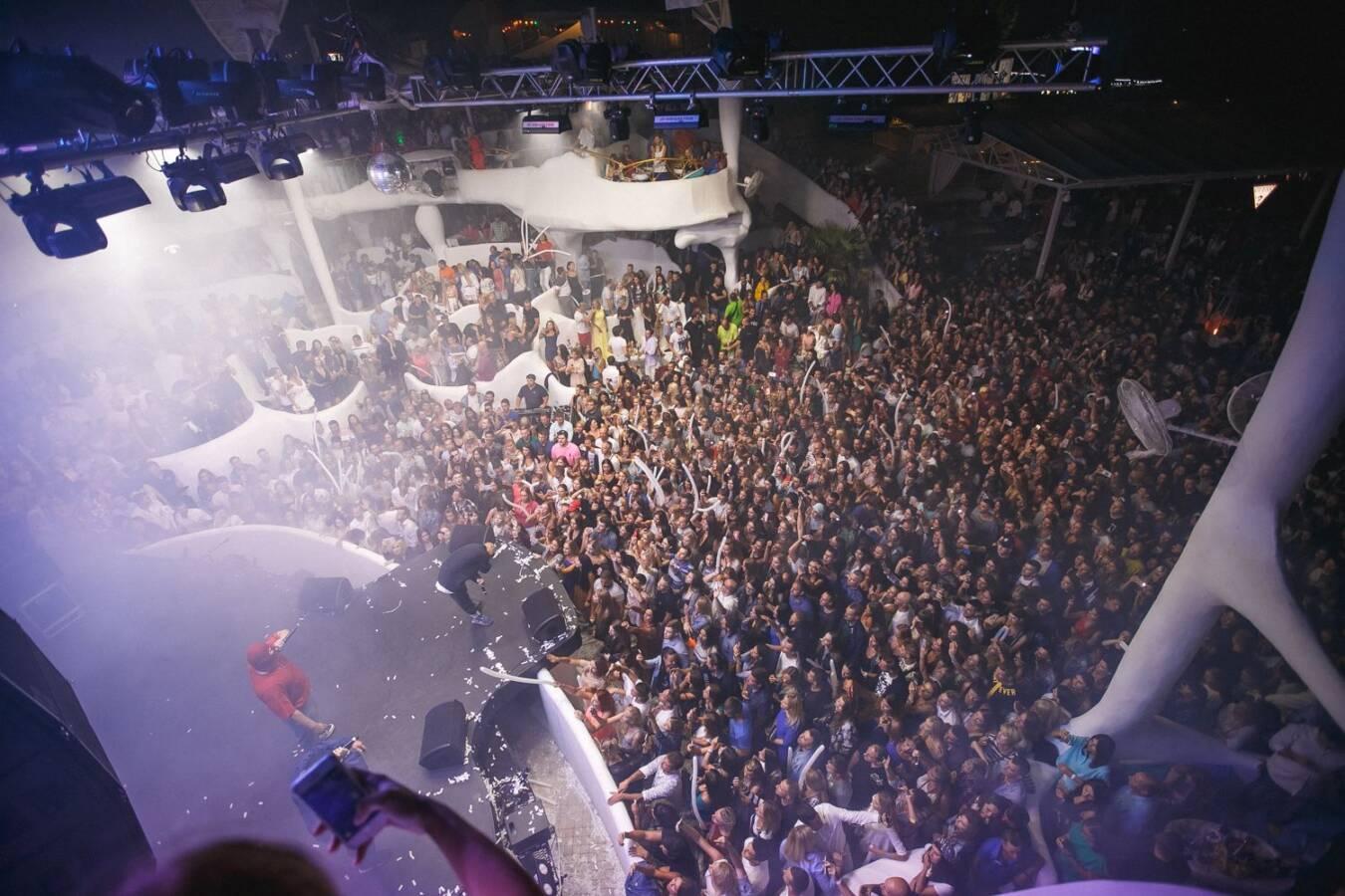 Ночной клуб Ibiza Одесса