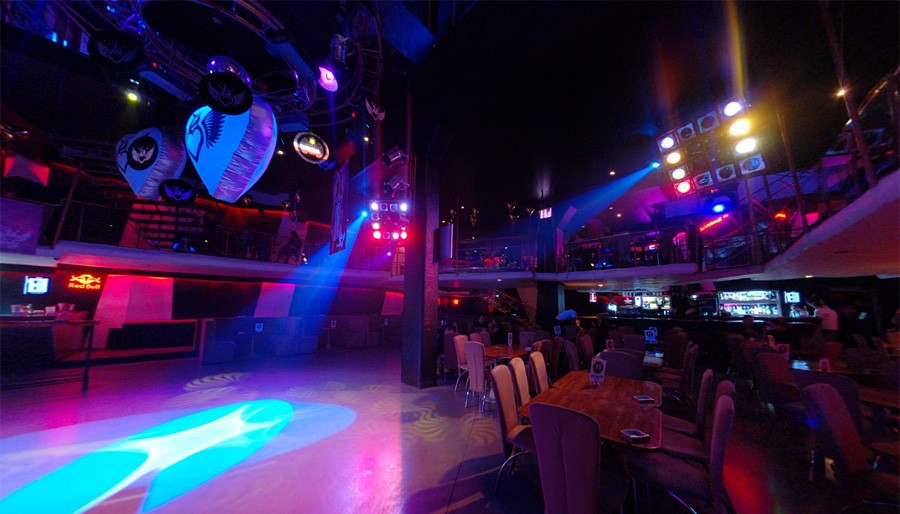 Ночной клуб Е ОДесса