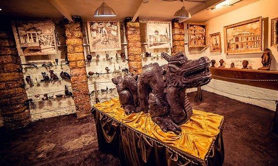 Музей шоколада Одесса