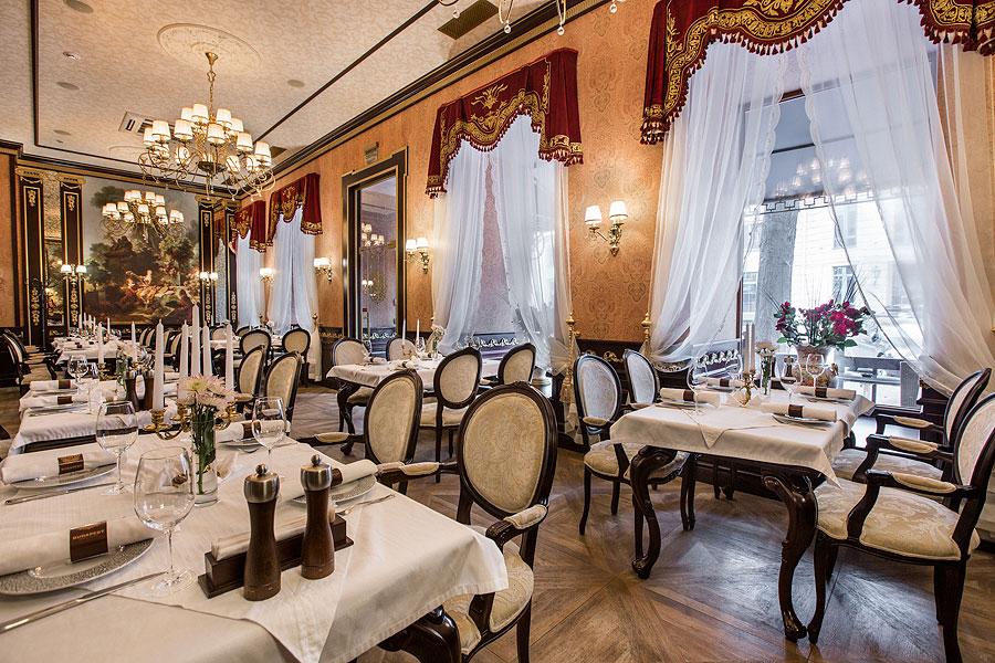 Ресторан Будапешт Одесса