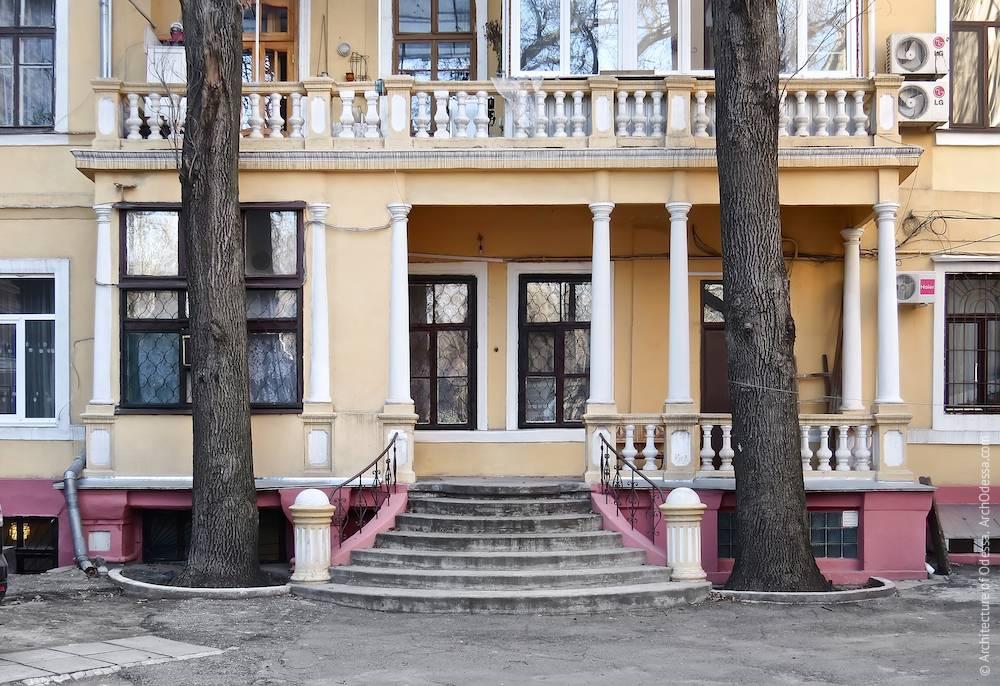Особняк Лузанова Одесса