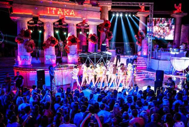 Ночные клубы Одессы обзор