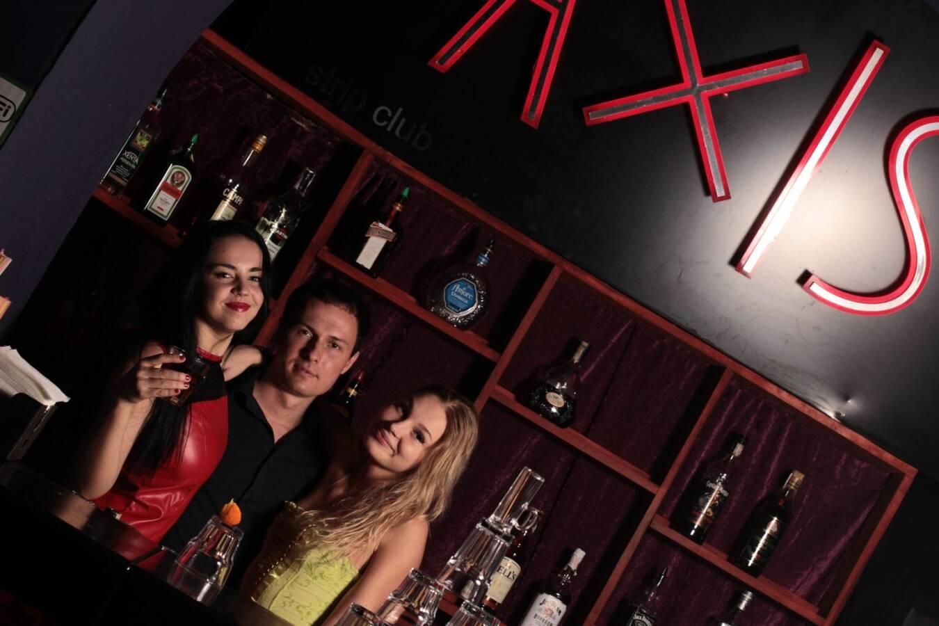 Клуб Axis Одесса