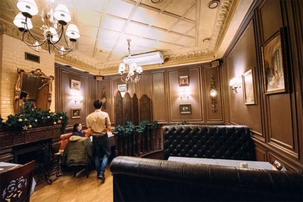 Кафе и рестораны Одессы обзор