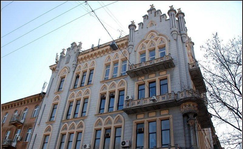 Дом полковника Григорьева Одесса