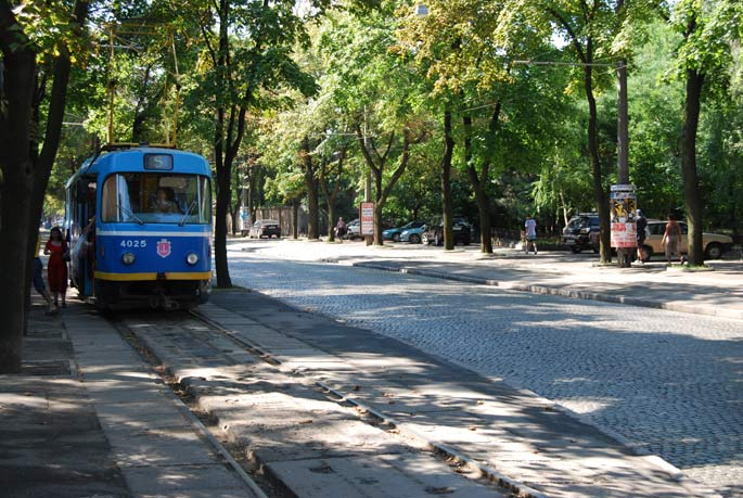 Французский бульвар Одесса