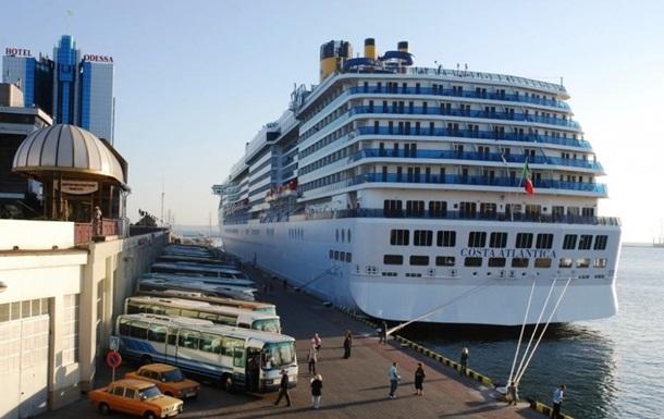 Порт в Одессе_описание