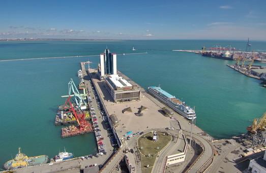 Порт Одессы_фото