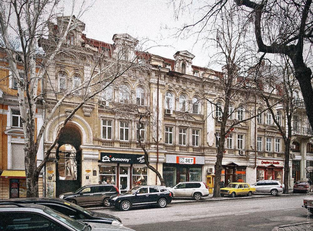 Екатерининская улица Одесса