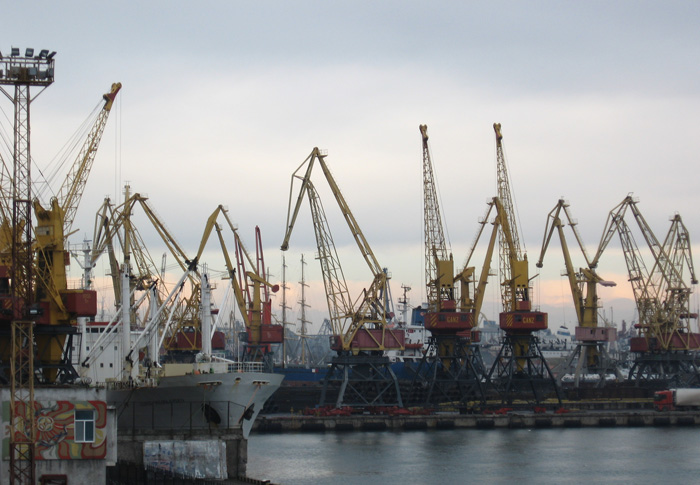 Одесса_Порт