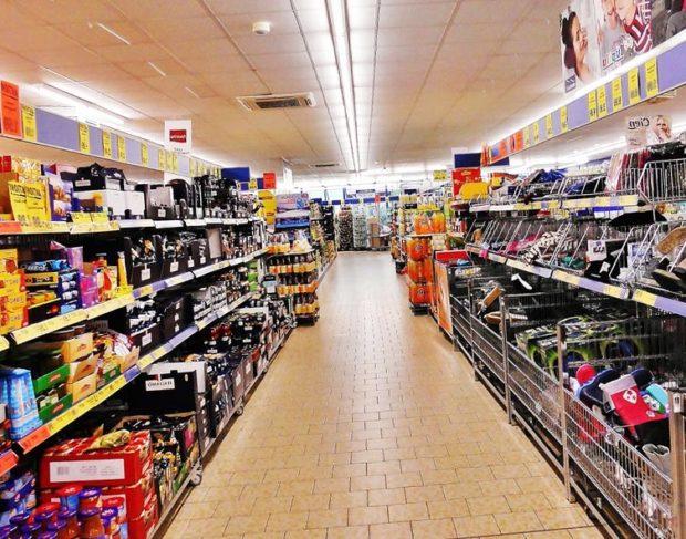 Одесские супермаркеты