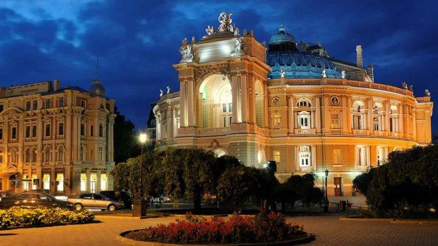Одесский Театр Оперы и Балета, Одесса сегодня