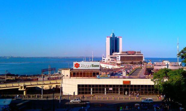 Морской вокзал, Одесса сегодня
