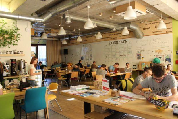 Impact Hub в Одессе