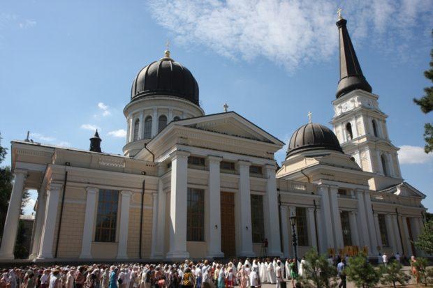 Спасо-Преображенский Собор, Одесса, сегодня
