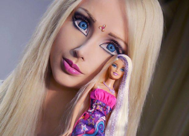 Валерия Лукьянова - одесская Барби