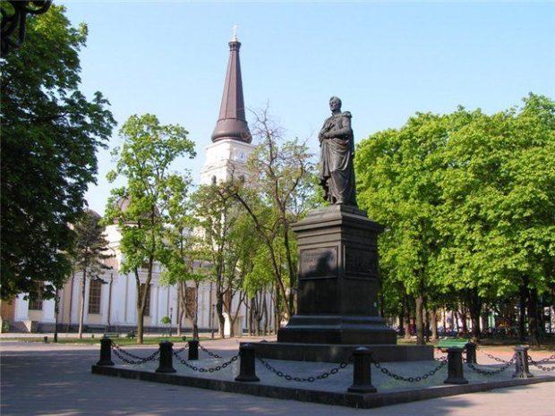 Сборная площадь Одессы