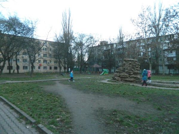 Район Черемушки в Одессе