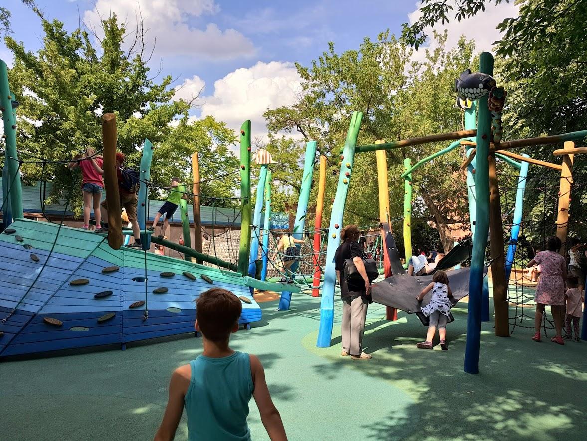 Детские площадки Одесса
