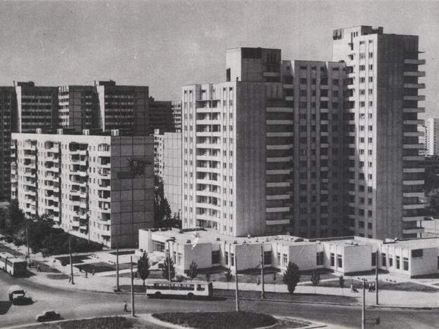 Район Таирова, ретро-фото