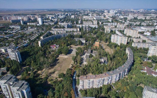 Район Таирова, Одесса