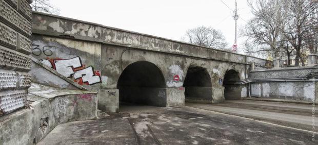 Сабанеев Мост, Одесса