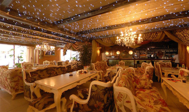 Fanconi, ресторан