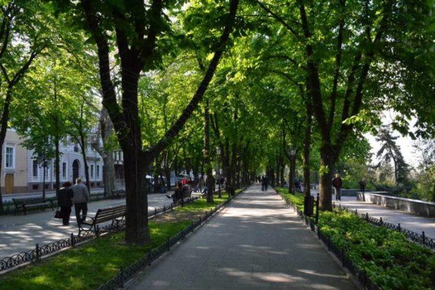 Приморский бульвар, Одесса